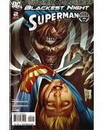 Blackest Night: Superman 2. - Barrows, Eddy, James Robinson