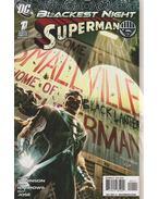 Blackest Night: Superman 1. - Robinson, James, Barrows, Eddy