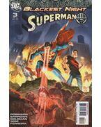 Blackest Night: Superman 3. - Robinson, James, Barrows, Eddy
