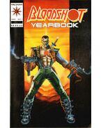 Bloodshot Yearbook Vol. 1 No. 1 - Vanhook, Kevin, Bair, Mike