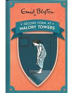 Second Form at Malory Towers - Blyton, Enid