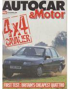 Autocar & Motor 1988 november 9 - Bob Murray