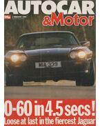 Autocar & Motor 1989 February 1 - Bob Murray
