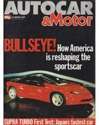 Autocar & Motor 1989 January 11 - Bob Murray