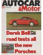 Autocar & Motor 1989 January 25 - Bob Murray