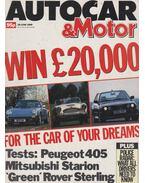 Autocar & Motor 1989 June 28 - Bob Murray