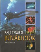 Bali tengeri búvárfotók - Bobály Mihály