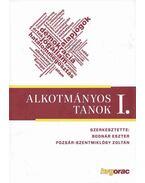 Alkotmányos tanok I. - Bodnár Eszter, Pozsár-Szentmiklósy Zoltán