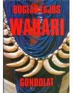 Wahari - Boglár Lajos