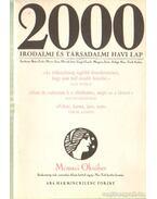 2000 Irodalmi és Társadalmi havi lap MCMXCI október - Bojtár Endre-Herner János-Horváth Iván-Lengyel László-Margócsy István-Szilágyi Ákos-Török András