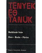 Don-Buda-Párizs - Boldizsár Iván