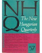 The New Hungarian Quarterly 57 - Spring 1975 - Boldizsár Iván