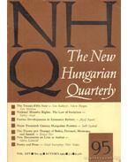 The New Hungarian Quarterly 95 - Autumn 1984 - Boldizsár Iván