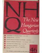 The New Hungarian Quarterly No. 46 - Boldizsár Iván