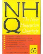 The New Hungarian Quarterly No. 65 - Boldizsár Iván