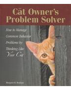 The Cat Owner's Problem Solver - Bonham, Margaret H.