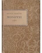 Mosonyi Mihály - Bónis Ferenc