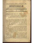 Hargitaváralja - Jósa János