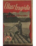 Olasz tragédia - D'Annunzio, Gabriele
