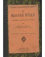 A magyar nyelv - Szinnyei József