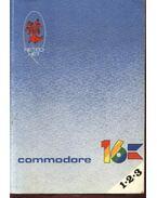 Commodore 16 1.2.3 - Pál Zsuzsanna-Révbíró Tamás