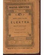 Elektra - Galdós, Benito Perez