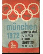 München 1972 - Lévai Béla