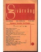 Szivárvány - VII. évfolyam, 19-20. szám - Hangay Sándor