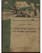 Szőlőművelés és borgazdaság - Prohászka Ferenc
