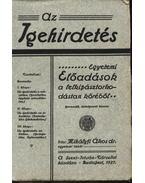 Az igehirdetés - Mihályfi Ákos dr.