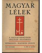 Magyar Lélek 1943. október - Hankiss János