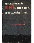 Magyarországi ufókrónika 1991. január 17-19. - Égerházi Péter