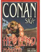 Conan Saga, A megtorló II. évf. 3. szám - Szántó I. Péter