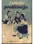 Eszterke problémája - P.Pál