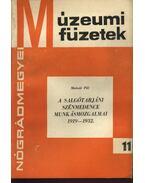 A salgótarjáni szénmedence munkásmozgalmai 1919-1932. - Molnár Pál