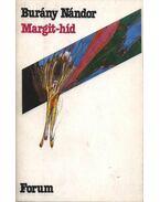 atirni - Margit-híd - Burány Nándor