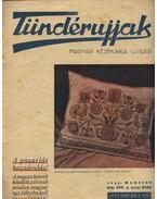 Tündérujjak 1943. 03 hó - Csalkovszky László (szerk.)