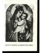 Szívet keres a szeretetláng a Fájdalmas Szűzanyával - Ipolyvölgyi Németh J. Krizosztom