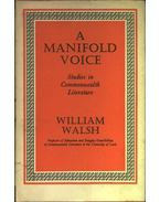 A manifold voice - Walsh, William