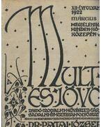 Múlt és jövő XII. évf. 1922. március - Patai József