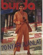 Burda 1992/7. július - Ingrid Küderle (szerk.)