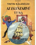 Az egyszarvú titka - Hergé - Casterman