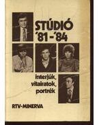 Stúdió '81-'84 - Párkány László