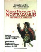 Nuevas Profecias De Nostradamus - Fontbrune, de Charles Jean