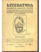 Literatura - XII. évfolyam 1937. ápr. 15. - Supka Géza
