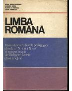 Limba Romana - Popescu, Florin D.