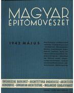 Magyar Építőművészet 1942. május - Vitéz Irsy László (szerk.)