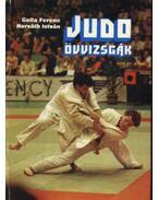 Judo övvizsgák - Galla Ferenc, Horváth István