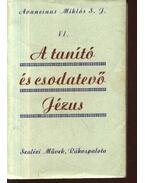 A tanító és csodatevő Jézus IV. - Avancinus Miklós