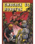 Emberek és robotok - Preyer Hugo - Szendrei Tibor